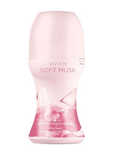 Avon Soft Musk Kadın Roll On 50 Ml Renksiz
